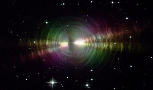 Astrophotography of the Egg Nebula